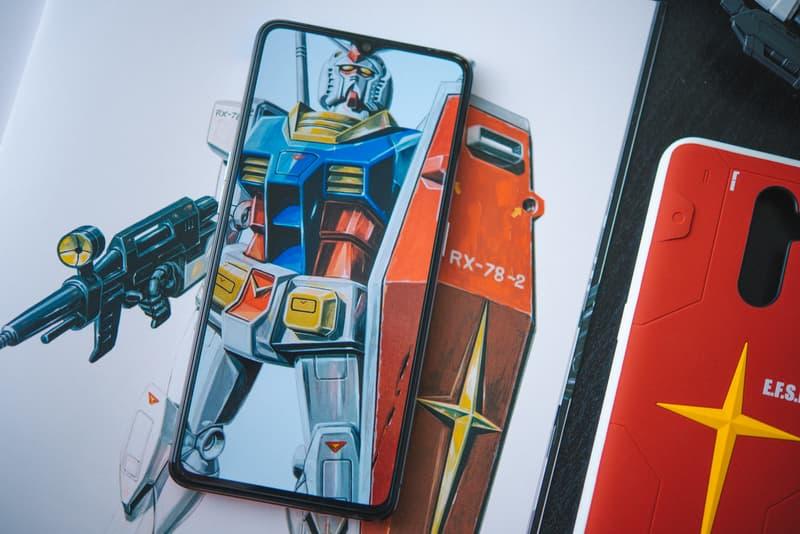 近赏 OPPO Reno Ace「GUNDAM」40 周年定制版