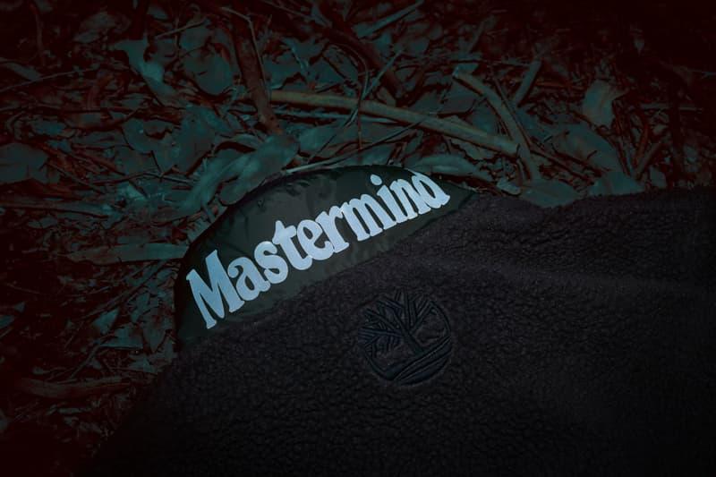 Timberland 携手 mastermind JAPAN 发布 2019 秋冬联乘系列