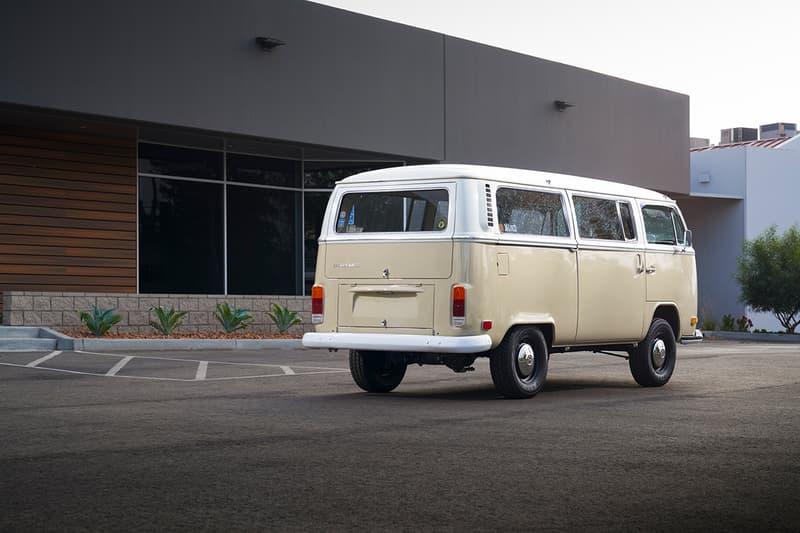 Volkswagen 經典 Type 2 迷你巴士電動化