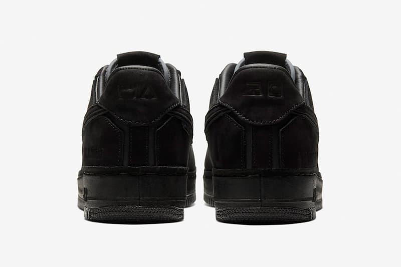 A Ma Maniére x Nike Air Force 1 最新聯乘黑魂配色曝光