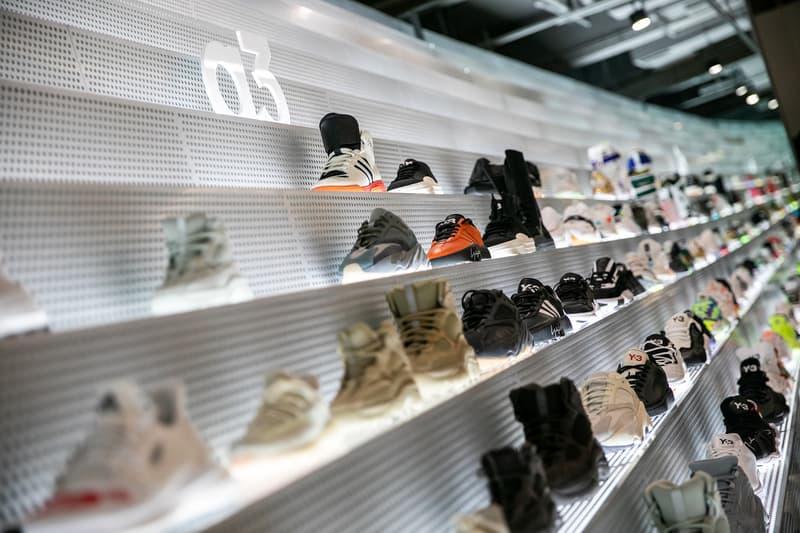 adidas 首家高端集合店 a3 store 于北京正式开幕