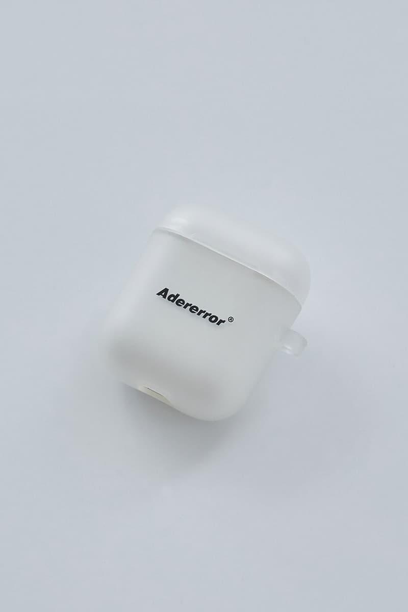 ADER error 全新六款 Apple AirPods 保護套系列正式發佈