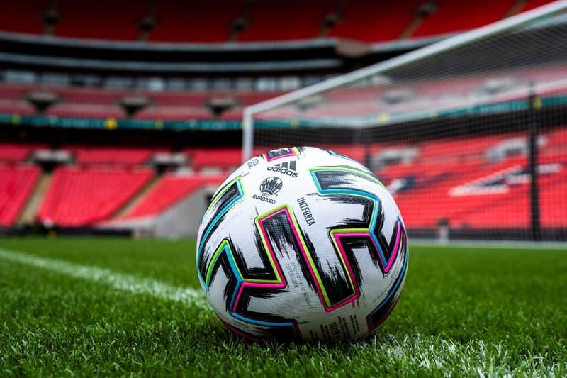 adidas 正式發佈 2020 歐洲國家盃足球錦標賽全新官方用球