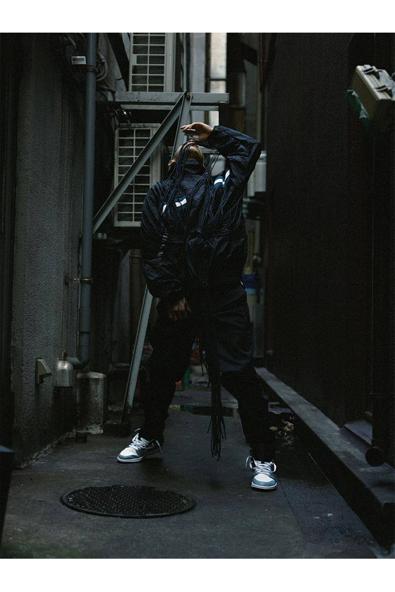 FACETASM x Air Jordan 1「Fearless Ones」聯名系列 Lookbook 發佈