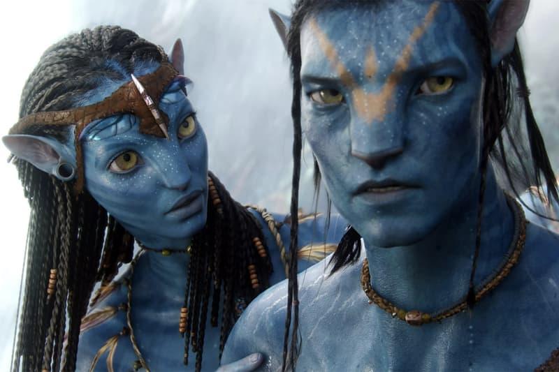 James Cameron 史詩科幻電影《Avatar》續集之拍攝現場正式曝光