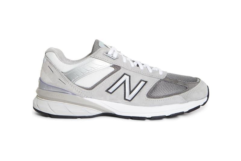 BEAMS x New Balance 全新聯乘 990v5 鞋款發佈