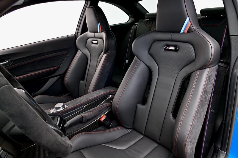 BMW 搭載 450 匹馬力全新 M2 CS 車款發佈