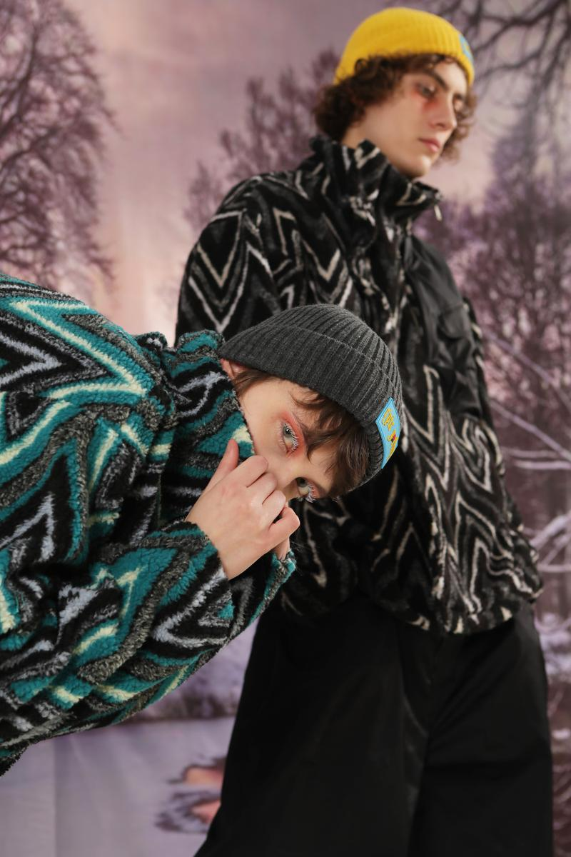 EPIC POETRY 发布 2019 秋冬系列 Lookbook