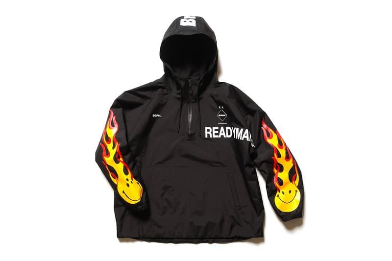 F.C. Real Bristol x READYMADE 全新 20 週年聯乘系列發佈