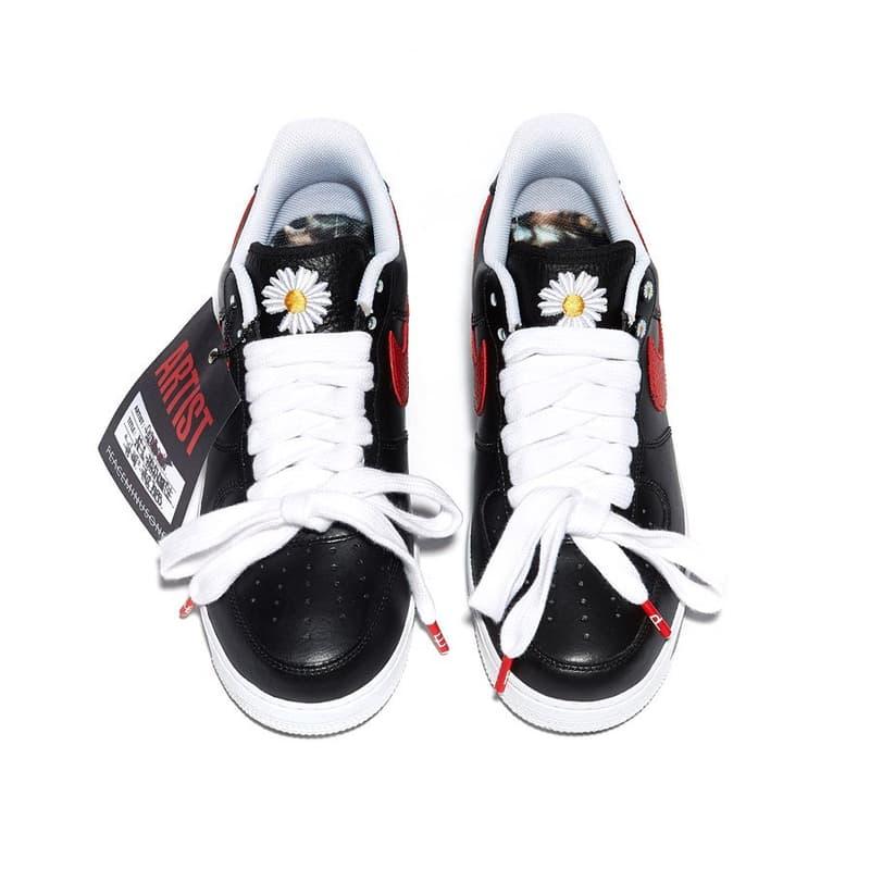 G-Dragon 主導 PEACEMINUSONE x Nike Air Force 1 最新限定配色曝光