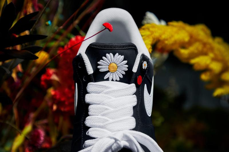 G-Dragon 操刀 Nike x PEACEMINUSONE 聯乘 Air Force 1 官方圖輯發佈
