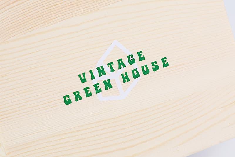 GREEN HOUSE 打造五周年别注 Vintage 美产 Fire-King 咖啡杯