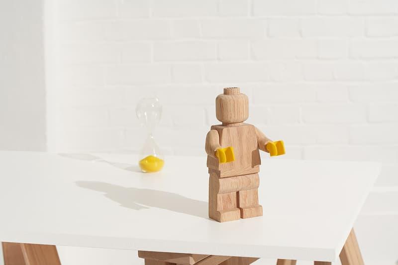 LEGO 推出 5:1 限量原木版本 Minifigure 積木人偶