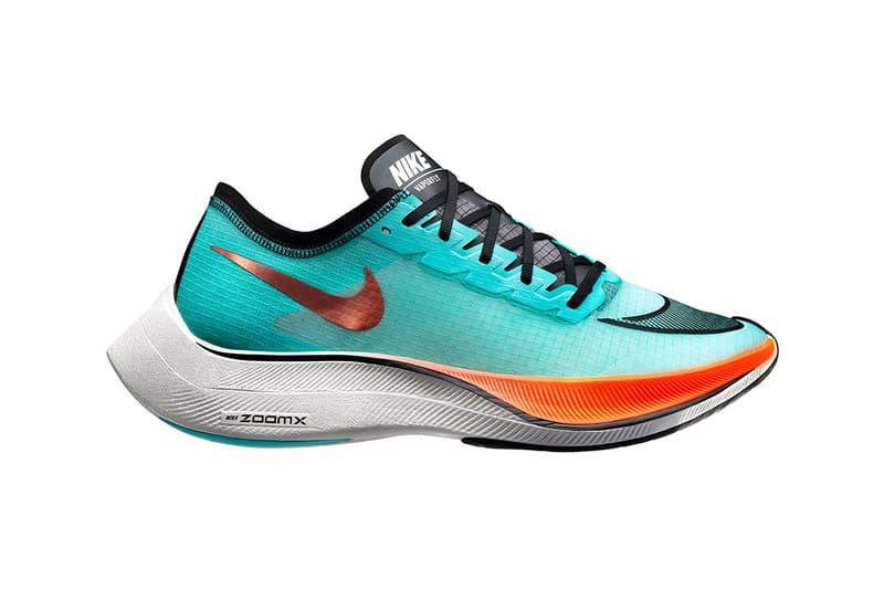 Nike 致賀日本 Ekiden 驛站接力賽發佈新配色「Zoom」系列跑鞋