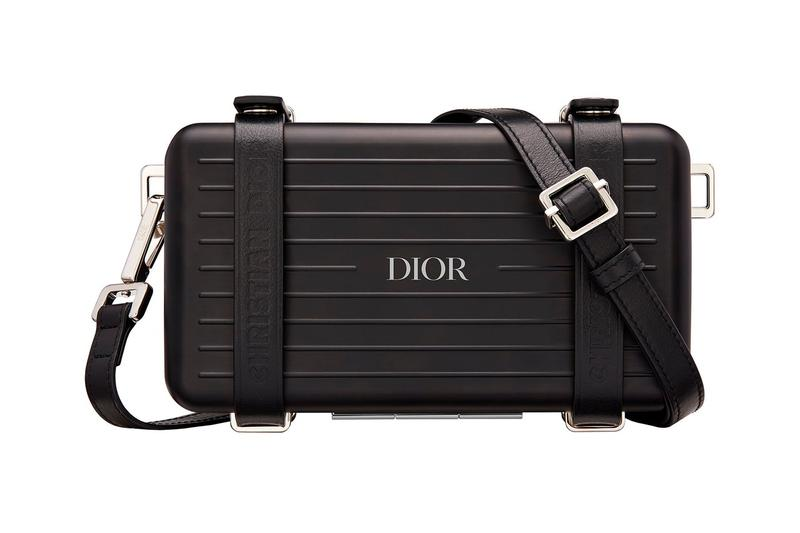 Dior x Rimowa 聯名系列發售情報公開