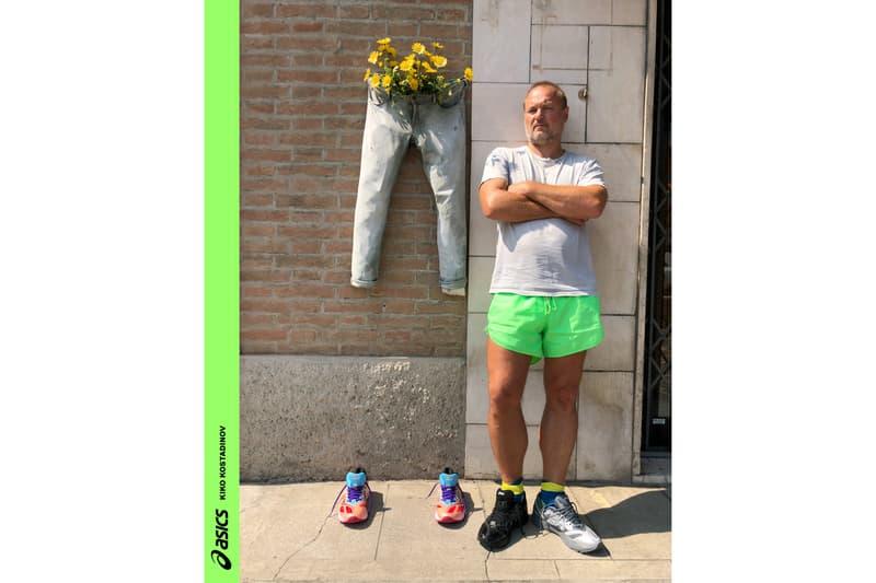 「違和感」注入 - Kiko Kostadinov x ASICS 攜手 Juergen Teller 打造全新 Lookbook