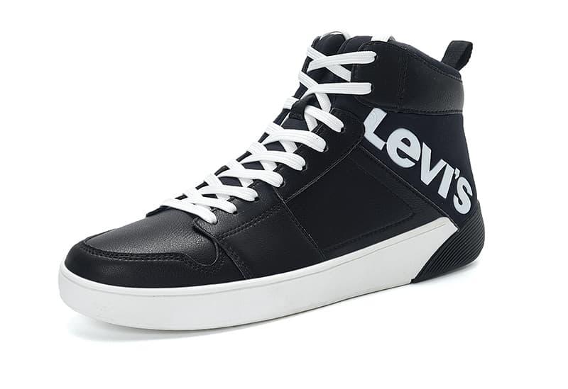 Levi's® 发布  2019 秋冬 Footwear 系列