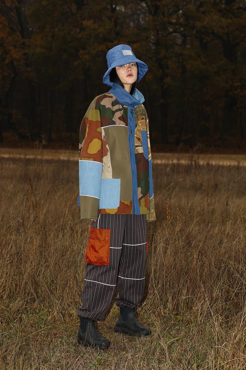 乌克兰新锐品牌 m0d44 发布 2020 春夏系列 Lookbook