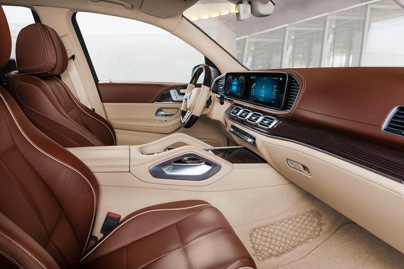 Mercedes-Maybach 全新 GLS 600 4MATIC 車型發佈