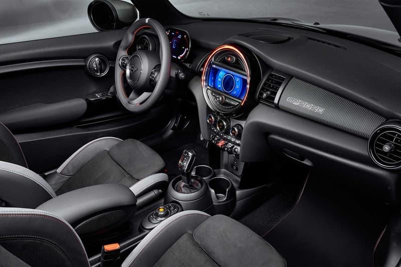 2019 洛杉磯車展 − MINI Cooper 推出史上速度最快 Mini JCW GP 車款