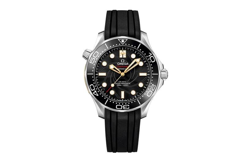 OMEGA 推出 James Bond 別注 Seamaster Diver 300M 腕錶限量套裝
