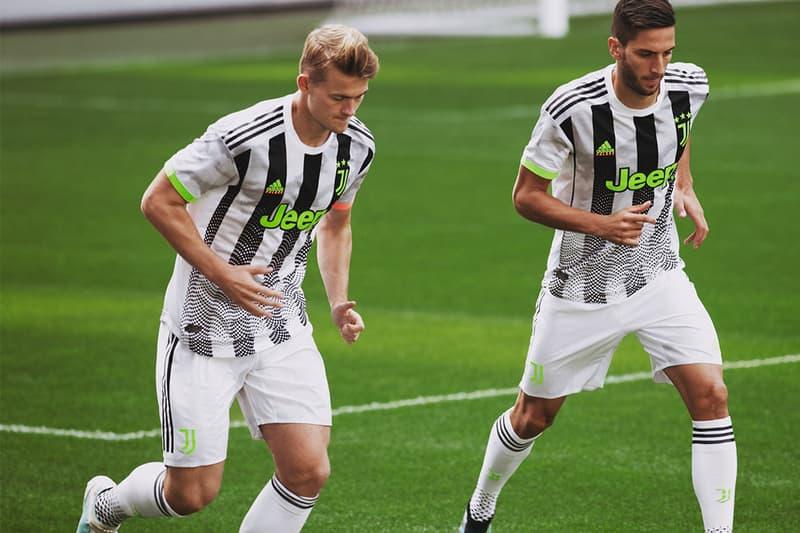 Juventus x Palace x adidas Football 全新聯名系列正式发布