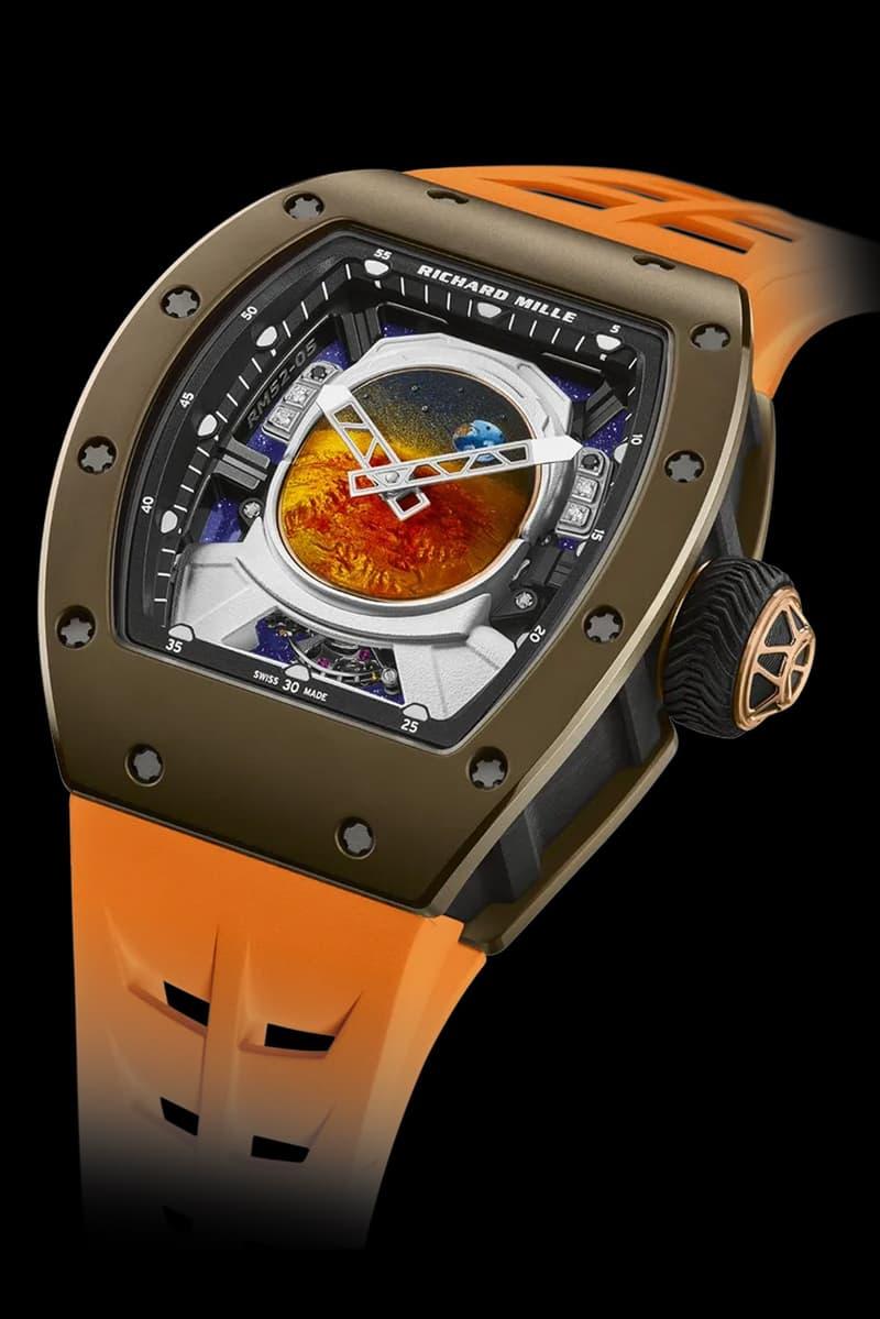 Pharrell Williams x Richard Mille 要價 $969,000 美元聯乘腕錶發佈