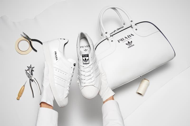 PRADA for adidas 聯名 Superstar 正式發佈