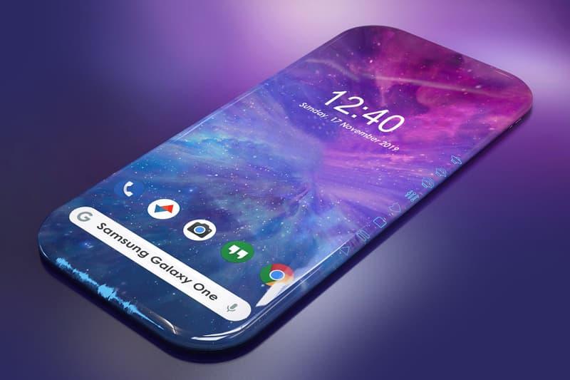 真・無邊際 - Samsung 或將開發 3D 全景螢幕智能手機