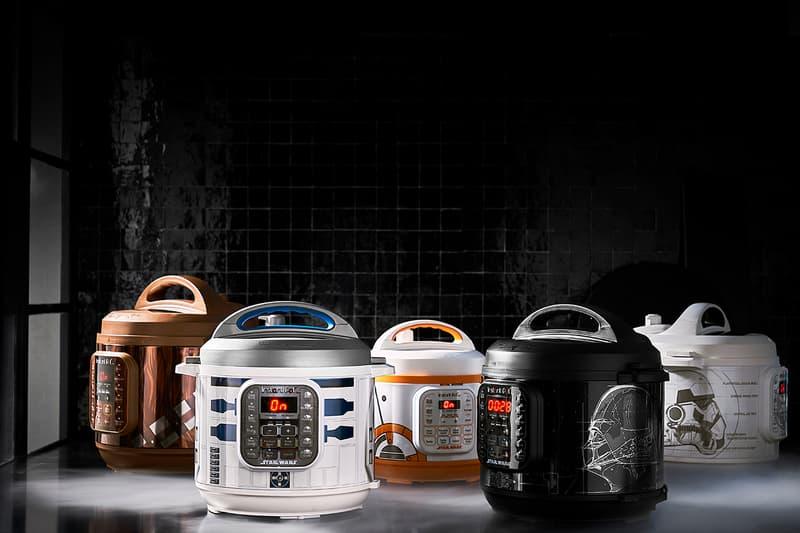 原力烹飪 - 《Star Wars》推出造型快煮鍋