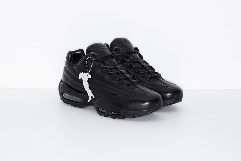 Supreme x Nike 全新聯名 Air Max 95 Lux 系列正式發佈