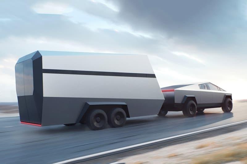 率先預覽 Tesla 全新車型 Cybertruck 完整面貌