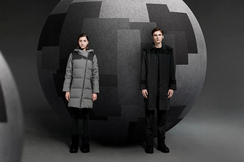 The North Face Urban Exploration 最新冬季系列「Tech Wool」正式發佈