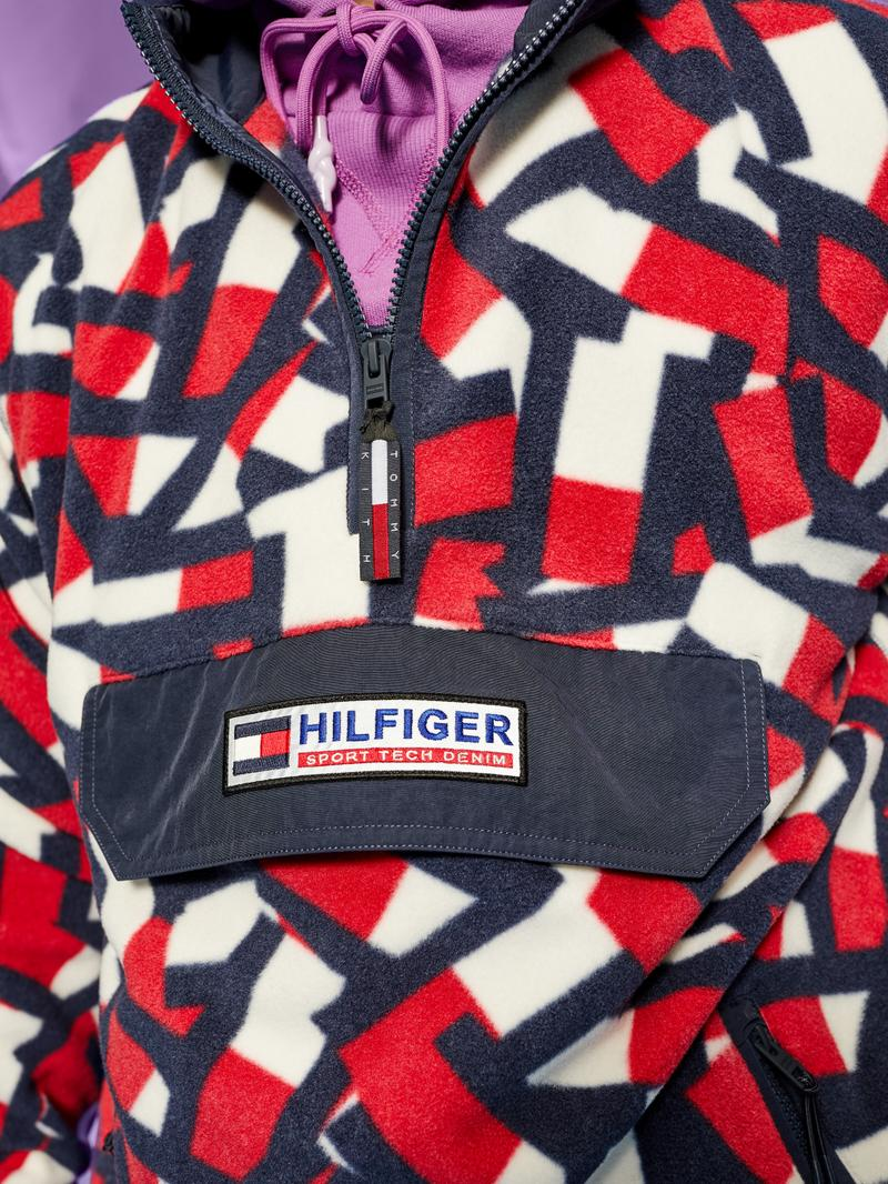 TOMMY HILFIGER 宣布推出 TOMMY JEANS Sport Tech Denim 别注系列
