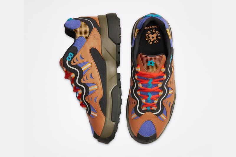 Tyler, the Creator x Converse 攜手打造全新 Gianno 联名鞋款