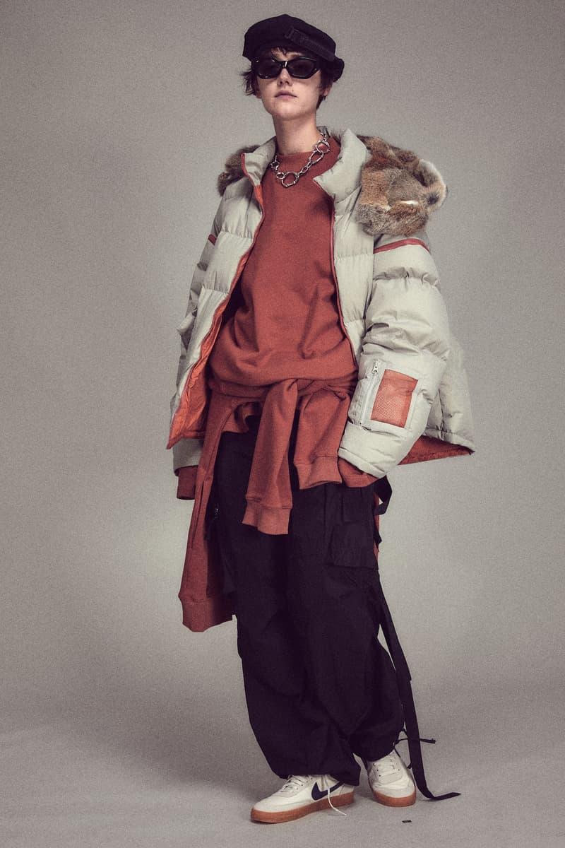 UMAMIISM 發佈 2019 冬季系列 Lookbook