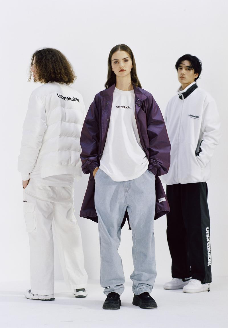 Unbreakable 全新 2019 秋冬系列 Lookbook 正式釋出