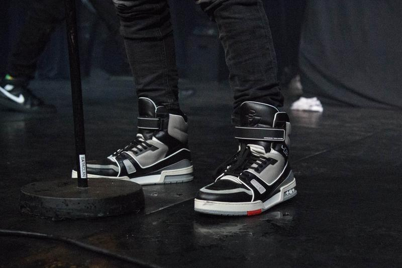 Virgil Abloh 宣佈全新 Louis Vuitton 鞋款將採區域限定發售