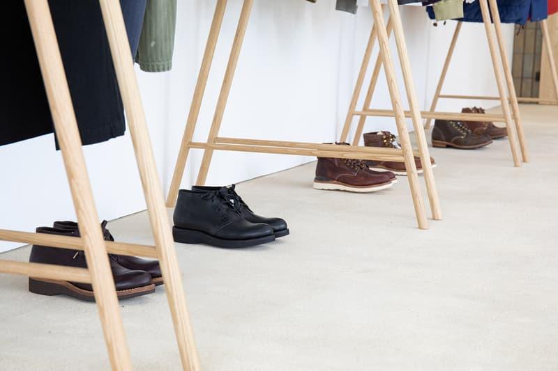 率先走進 visvim 於 Shibuya PARCO 開設之全新店鋪「PEERLESS」