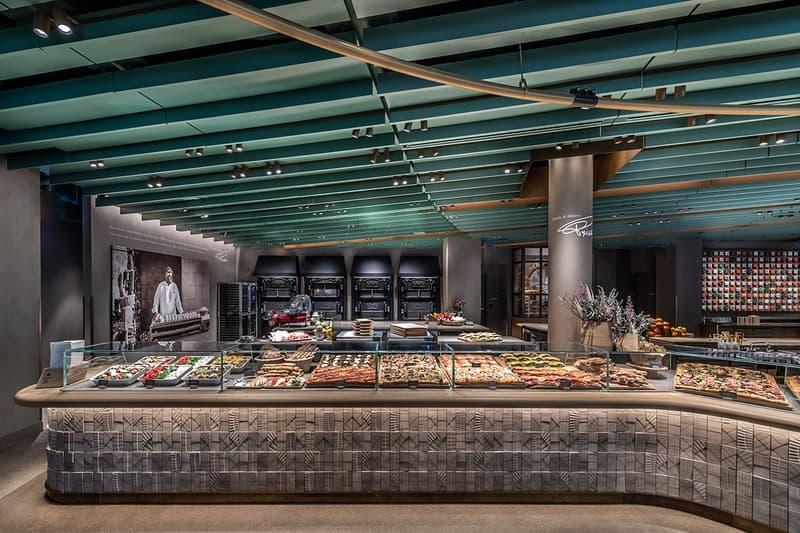 搶先一覽 Starbucks 芝加哥全球最大門市店內裝潢
