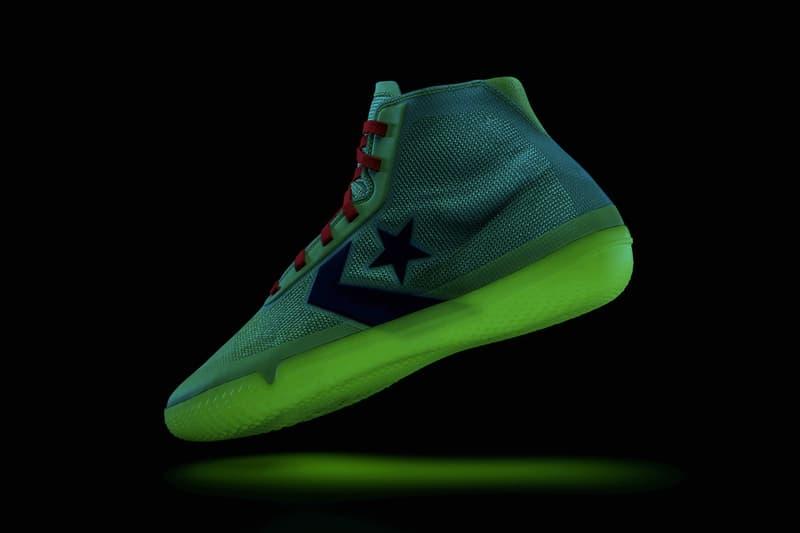 Converse All Star Pro BB 推出全新「Grinch」螢光配色