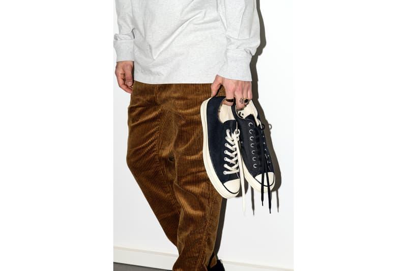 Carhartt WIP x Converse 發佈最新 Chuck 70 鞋款聯乘