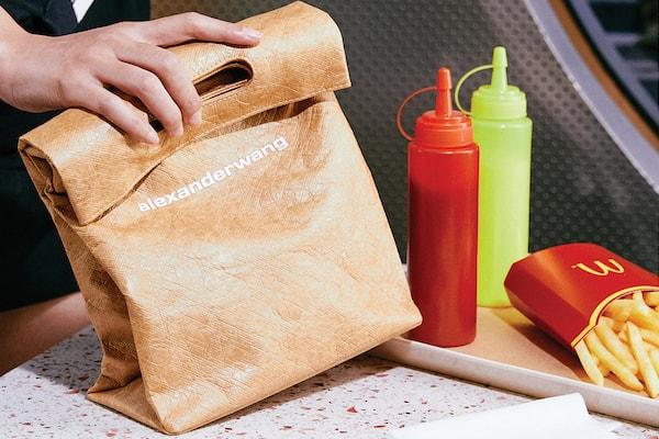 「美食时尚」最新跨界,麦当劳 x alexanderwang 联名系列正式公开