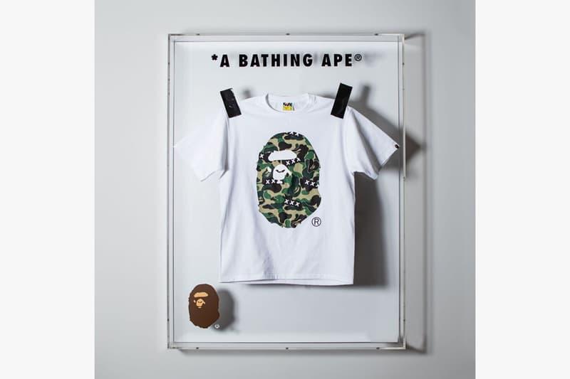 A BATHING APE® x GOD SELECTION XXX 聯乘發佈