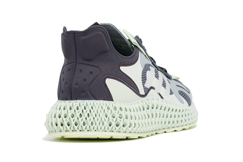 adidas Consortium 全新 Runner 4D V2 鞋款發售情報正式公開