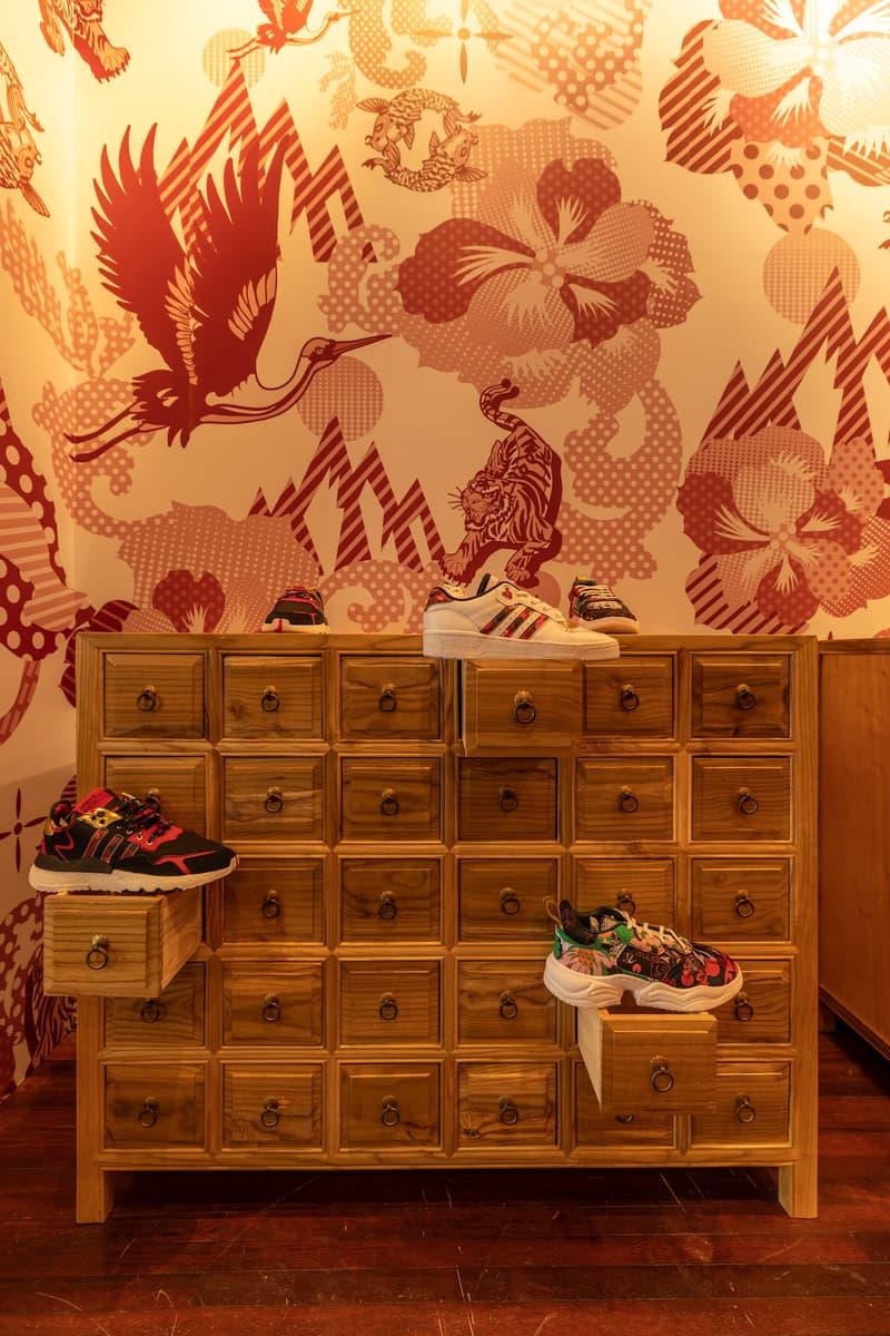 adidas Originals 于上海举办 2020 春夏系列预览活动