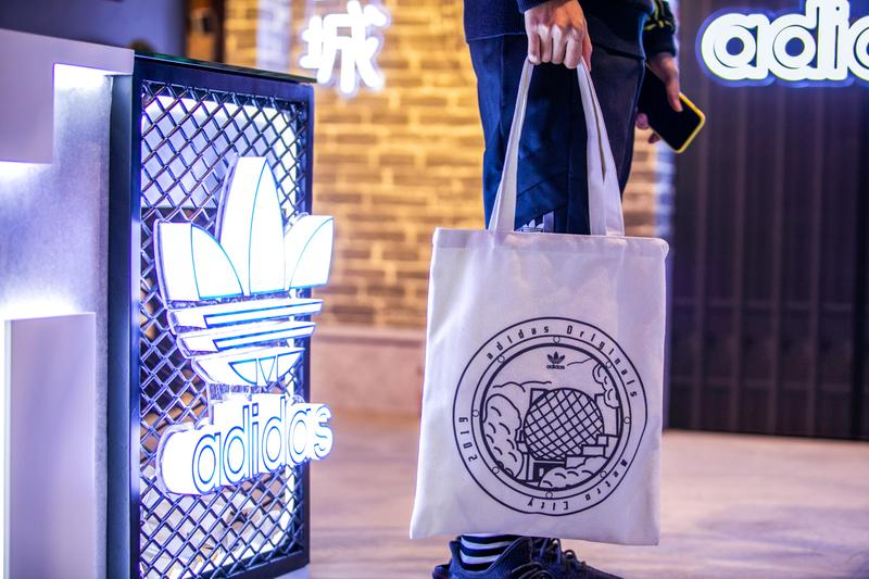 adidas Originals 于上海徐家汇开设全新 FDD 三叶草门店