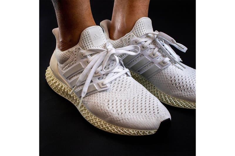 率先預覽 adidas 全新混種跑鞋 Ultra 4D 上腳圖輯