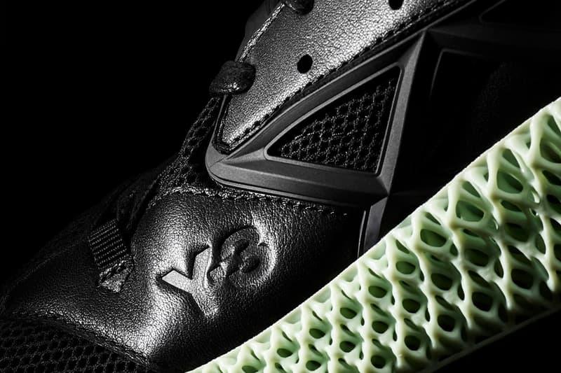 Y-3 全新一代 Runner 4D 運動鞋登場