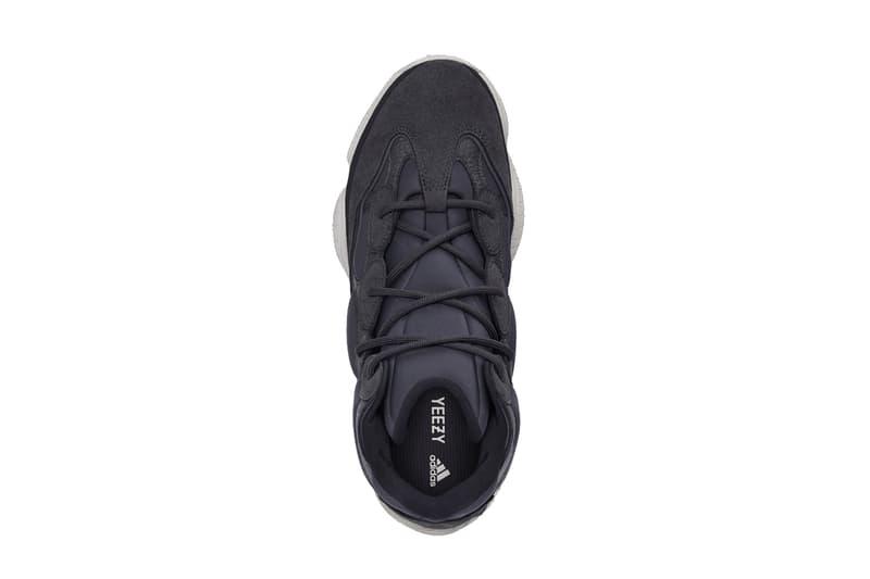 adidas YEEZY 500 High「Slate」配色官方圖輯正式發佈
